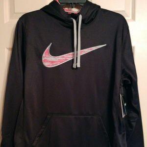 NWT Men's Nike Therma Fit Hoodie Sweatshirt Size S